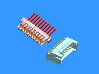 镀金连接器使用镍底板的用途有哪些呢?