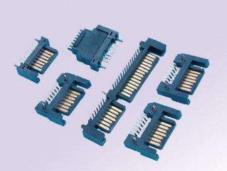 连接器的拼接方法和连接器的应力释放测试