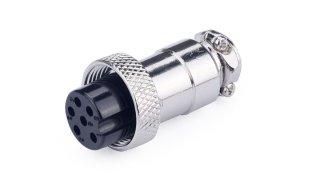 金属外壳防水连接器与塑料外壳连接器有哪些区别?