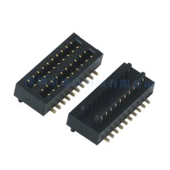 双槽板对板连接器是什么?双槽板对板连接器相关知识介绍